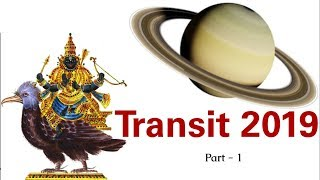 Saturn - Chance of Redemption (Transit 2019 for All Zodiac Signs)  - Part 1