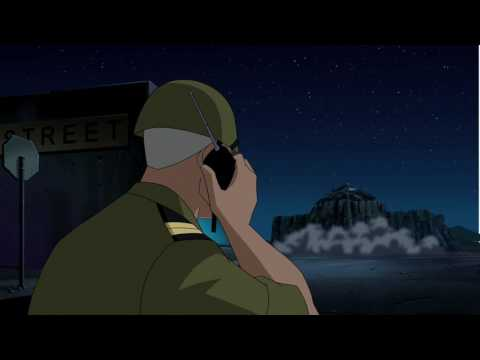Justice League: Unlimited - A Sight to Behold