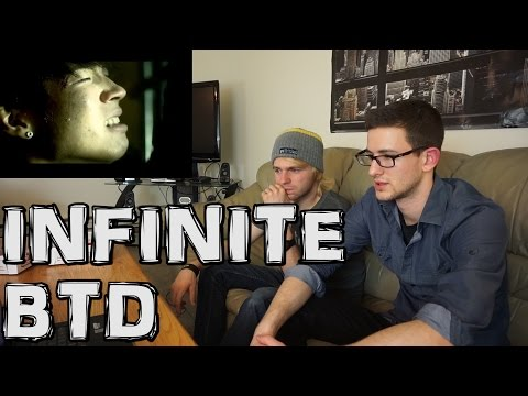 INFINITE - BTD MV Reaction