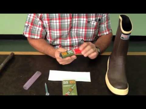 SG-20 Outdoor Adhesive XTRATUF® Boot Repair