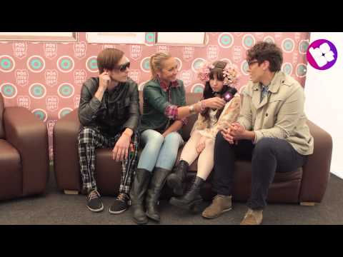 Interview with IIRIS and Instrumenti @ Positivus Festival '13