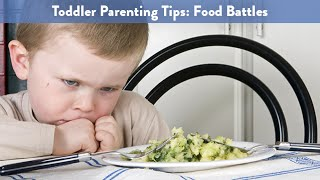 How to Feed a Picky Toddler: Food Battles | CloudMom