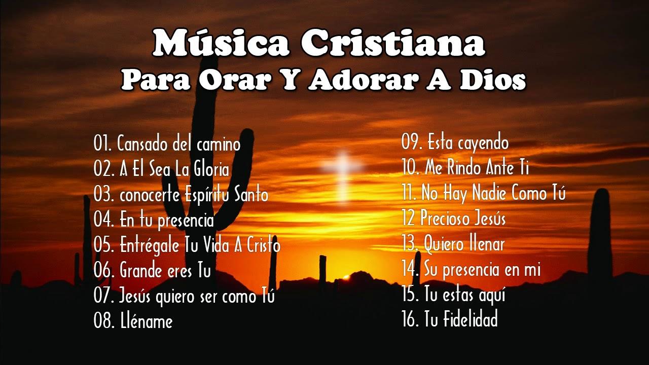 Alabanzas Cristianas De Adoracion música de adoración cristiana - para orar y adorar a dios