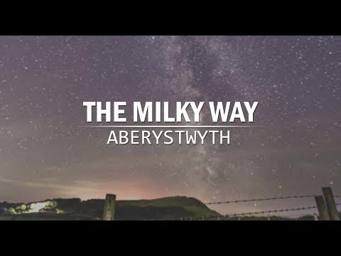 The Milky Way, Aberystwyth   4K
