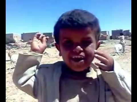 طفل يمني يدعو على عبد ربه منصور هادي رئيس اليمن Youtube