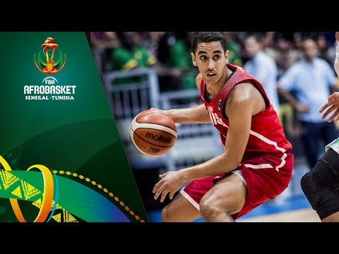 Morocco v Tunisia - Highlights - Semi-Final - FIBA AfroBasket 2017