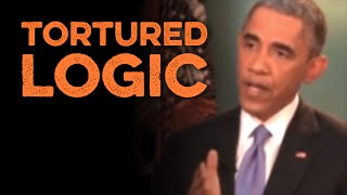 Obama Strongly Against Torture & Prosecuting Torturers