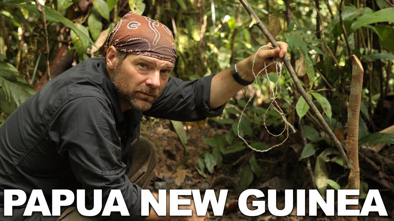 Download Survivorman   Season 3   Episode 6   Papua New Guinea   Les Stroud