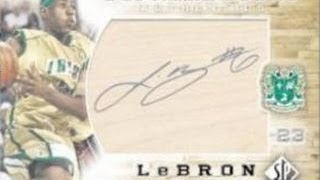 Box Busters: 2013-14 SP Authentic basketball cards