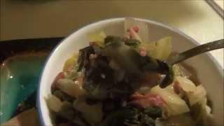 Portuguese /kale Soup