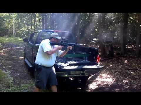 Anstey Arms Gunsmithing Slidefire Stock - YT