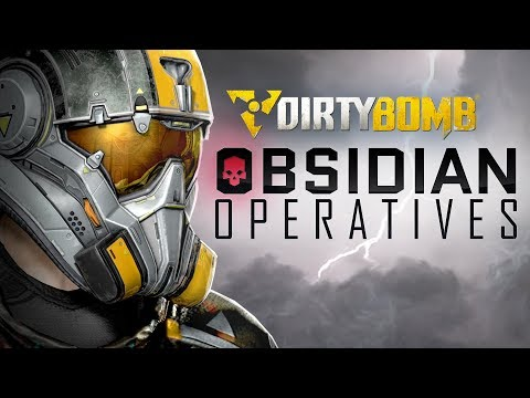 Dirty Bomb: Obsidian Operatives - Phoenix