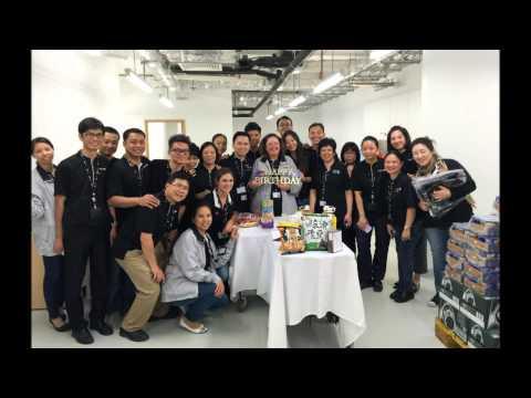 JW Macau - housekeeping week 2015