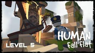 Human fall flat level 5 #5
