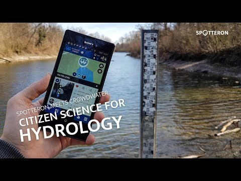 Let's meet Citizen Science! - CrowdWater by the University of Zurich, Switzerland