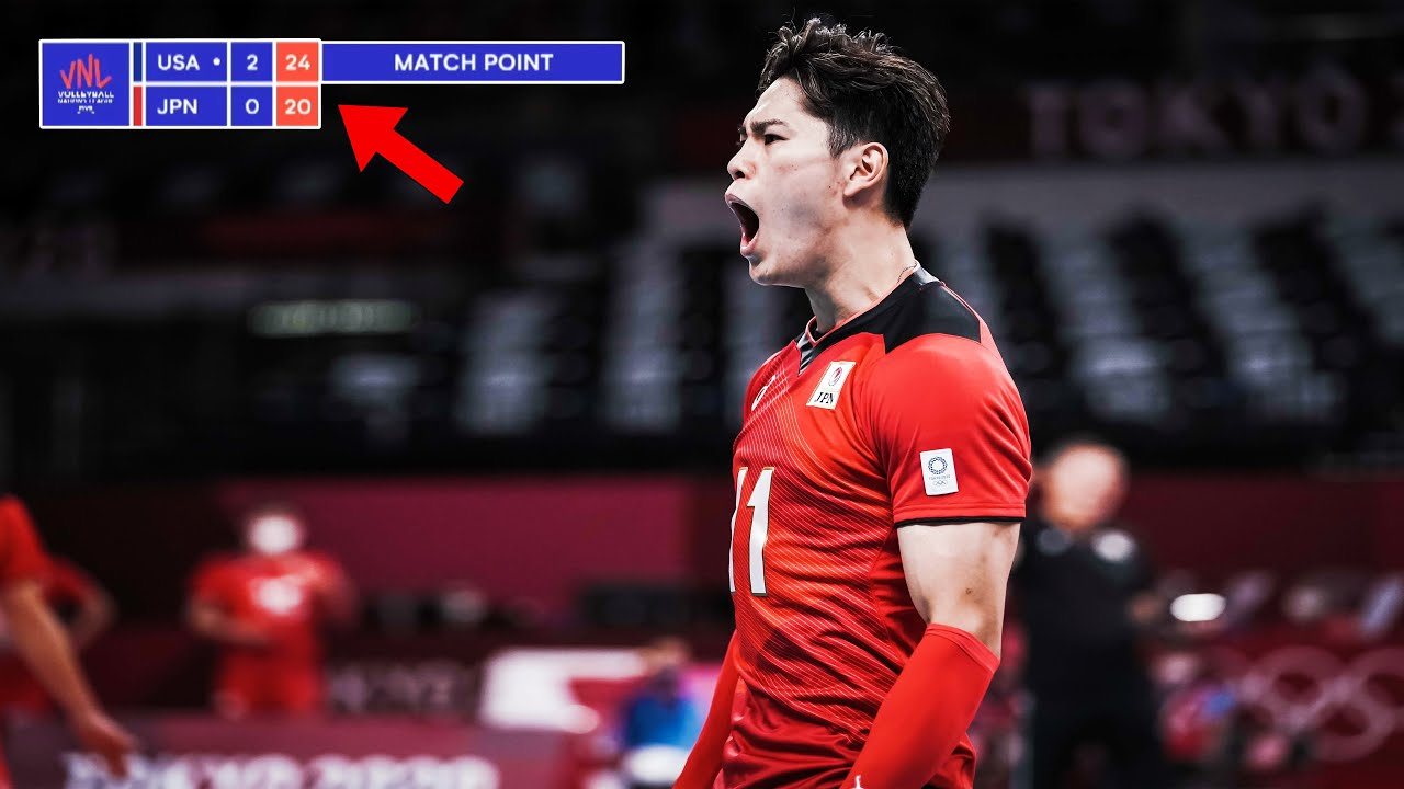 One of The Saddest Moments in Japan Volleyball History !!!