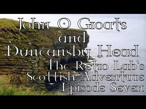 John o' Groats to Contin - The Scottish Adventure - Episode Seven