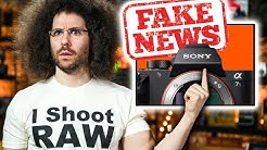 This SONY News ISN'T TRUE!!! Is THIS the NIKON Z8?