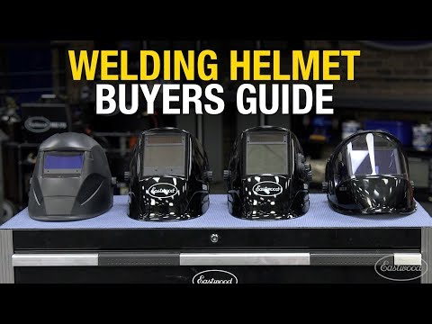 Welding Helmet Buyer's Guide - Which Welding Helmet is Right for You? – Eastwood from YouTube · Duration:  4 minutes 43 seconds