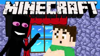 Minecraft - ENDERMAN ROOMMATE