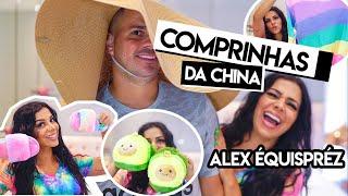 COMPRINHAS DA CHINA - AliExpress