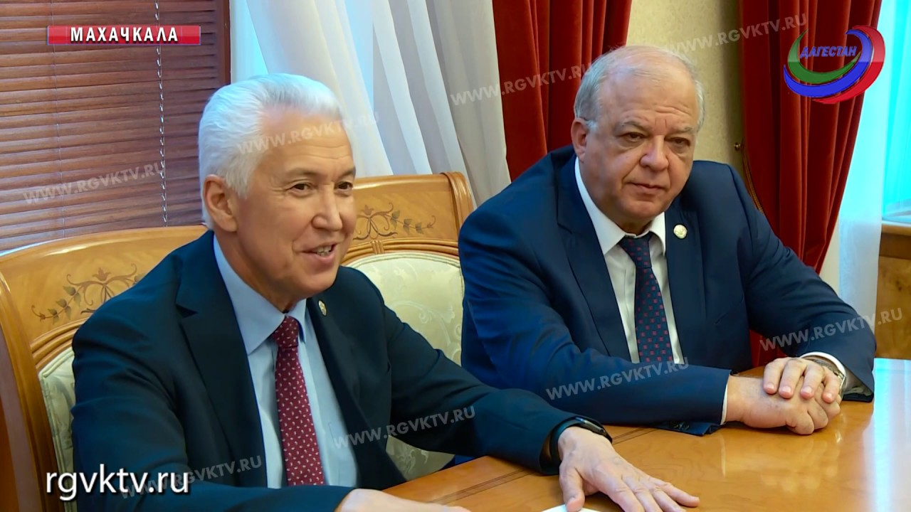 Сайт офицальный врио дагестана владимира васильева написать письмо