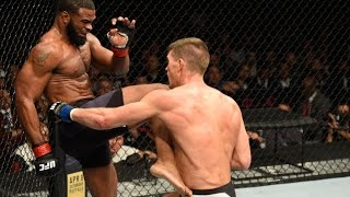UFC Rankings Report: Woodley up in P-4-P rankings