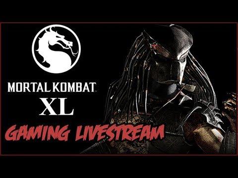 MORTAL KOMBAT X Gaming Livestream #2