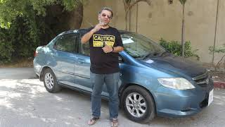 Honda City 2006 | In-Depth Review | Price, Features & Test Drive | Urdu