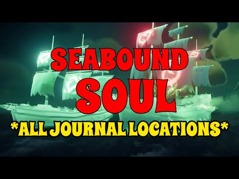 *SEABOUND SOUL* ALL JOURNAL LOCATIONS
