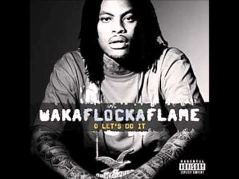 Waka Flocka Flame  O Lets Do It Instrumental 100%  CD Quality