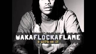 Waka Flocka Flame - O Lets Do It Instrumental 100% Official CD Quality
