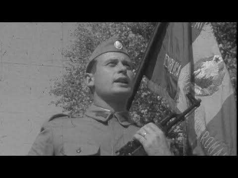 Adevăruri despre trecut: Culcat. Drepți! - stagiul militar obligatoriu din comunism (@TVR1)