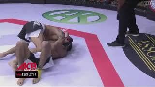 Непобежденный Арман Оспанов уступил сопернику на турнире в Алматы