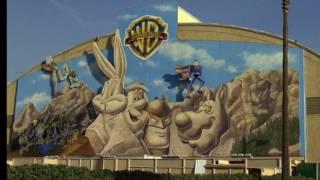 history of the warner bros studios mural
