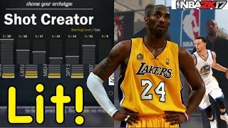 myplayer builds nba 2k17   sharpshooter vs shot creator vs slasher vs playmaker point forward