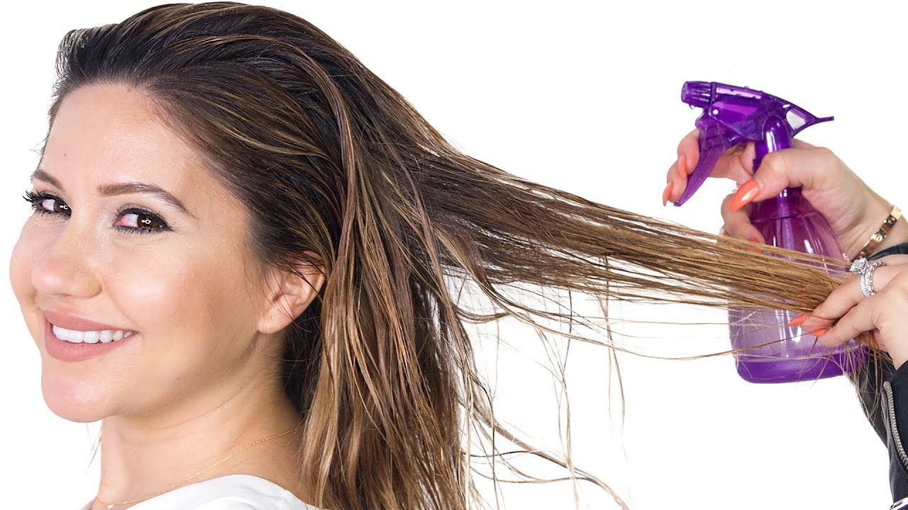 how to get the knots out of your hair