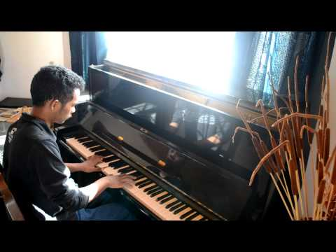 Invincible piano (muse - cover)