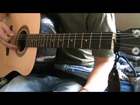 so far away guitar lesson with solo!!!!!!! - YouTube