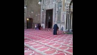 Adhan @ Sultan Hassan Mosque in Cairo, Egypt