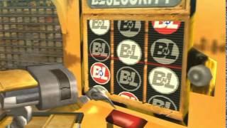 Не працює управління в грі Wall-E (2008). Техогляд