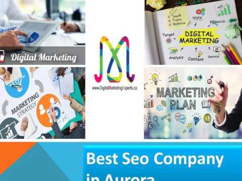 Best Seo Company in Aurora - Digitalmarketingexperts