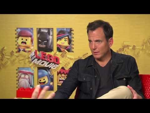 The Lego Movie: Will Arnett Exclusive Interview