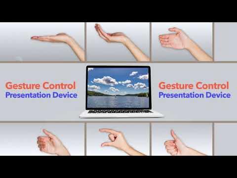 Smart Presentation Using Gesture Recognition