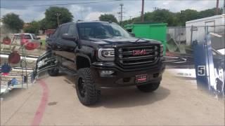 GMC Sierra Terrain Wheel and Tire Package Dallas, TX