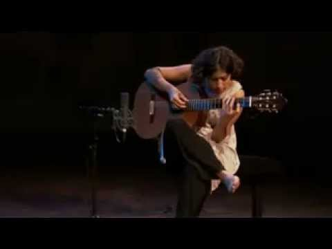 Lamentos do morro by Garoto played and arranged by Gaëlle Solal