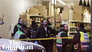 Jersey City shooting at Jewish store was 'targeted attack'
