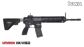 KWA x UMAREX H&K HK416D-