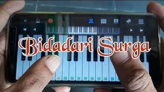 Download Mp3 Bidadari Surga  Ustad Jefri Al Buchori  - Piano Aplikasi Android