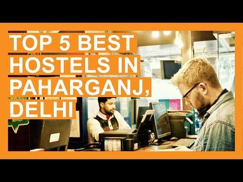Best Budget Backpackers Hostel Dorms in Paharganj, (Delhi, India), 2018